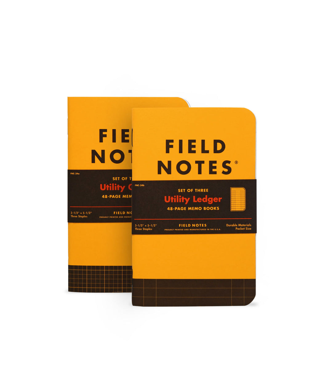 The Utility Memo Book from Field Notes is perfect for any craftsman or student