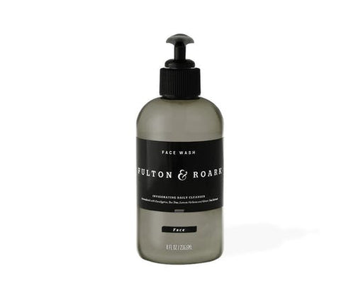 Invigorating and refreshing face wash for any man using eucalyptus and tea tree.