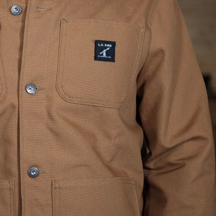 Brown Duck Chore Coat