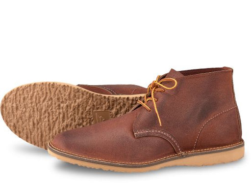 Weekender Chukka No. 3326 Boot, Footwear, Redwing - Felding Co