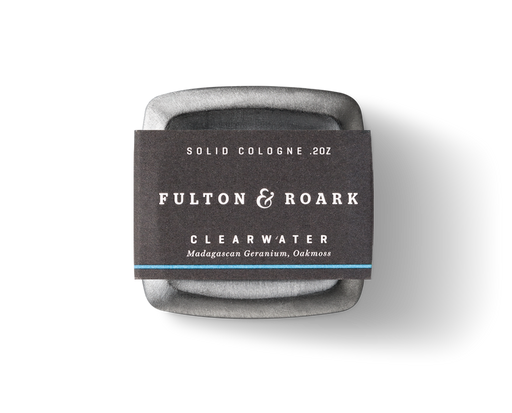 Clearwater Solid Cologne, Fulton & Roark, - Felding Co