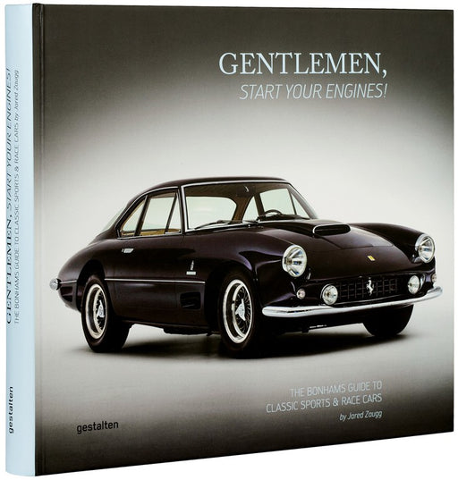Gentlemen, Start Your Engines, Books and Magazines, Gestalten Publishers - Felding Co