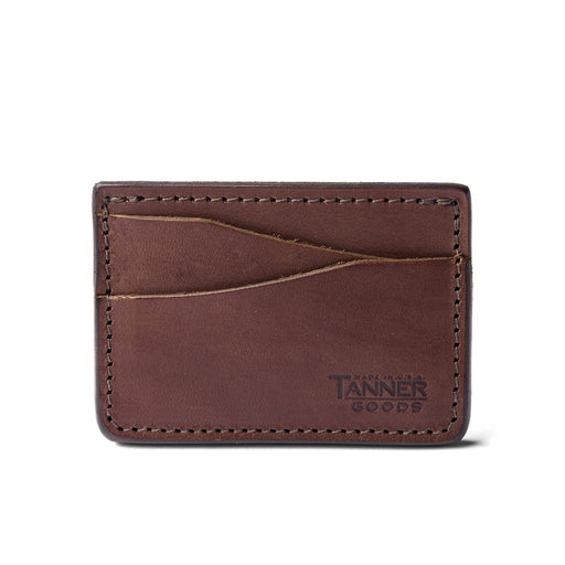 Journeyman Wallet, Tanner Goods, - Felding Co