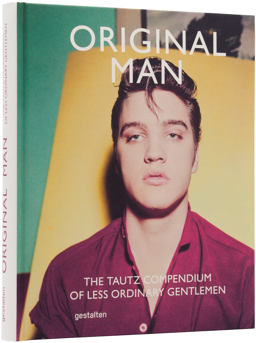 Original Man, Books and Magazines, Gestalten Publishers - Felding Co