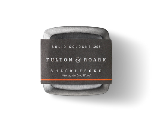 A masculine blend of sandalwood and warm amber and leather.