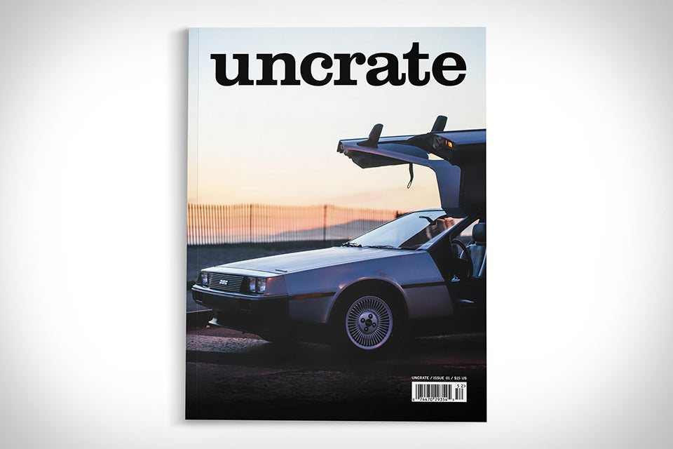 Uncrate Magazine Issue 01, Books and Magazines, Uncrate - Felding Co