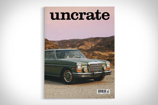 Uncrate Magazine Issue 02, Uncrate, - Felding Co