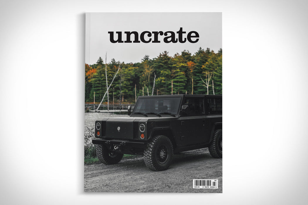 Uncrate Magazine Issue 03, Books and Magazines, Uncrate - Felding Co