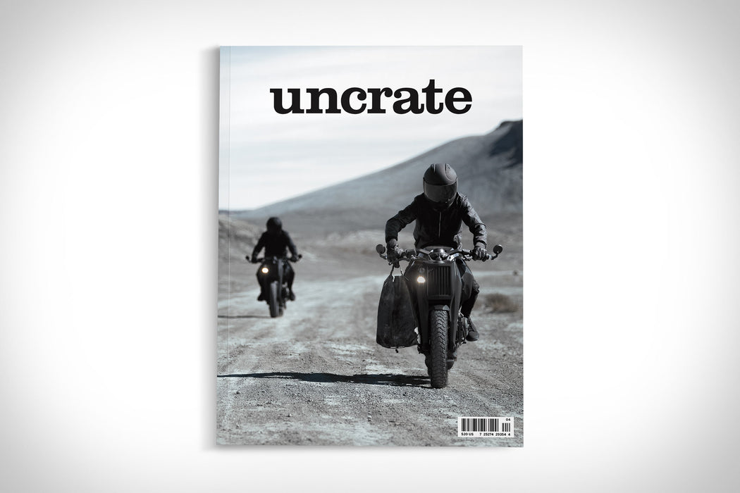 Uncrate Magazine Issue 04, Uncrate, - Felding Co