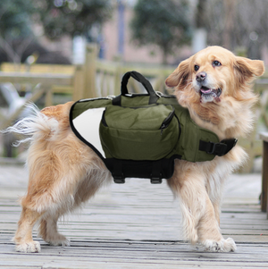 Dog's Body Backpack