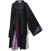 DURUMAK OOAK full length embroidered coat