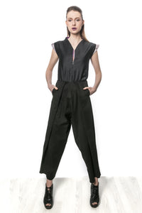 SAPOHK wide leg trousers