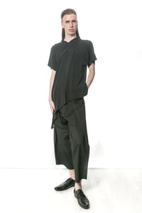UITOT - Draped T-Shirt