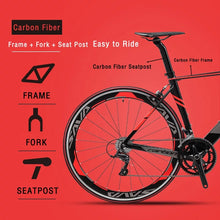 Savva Pro Carbon Fibre Road Bike