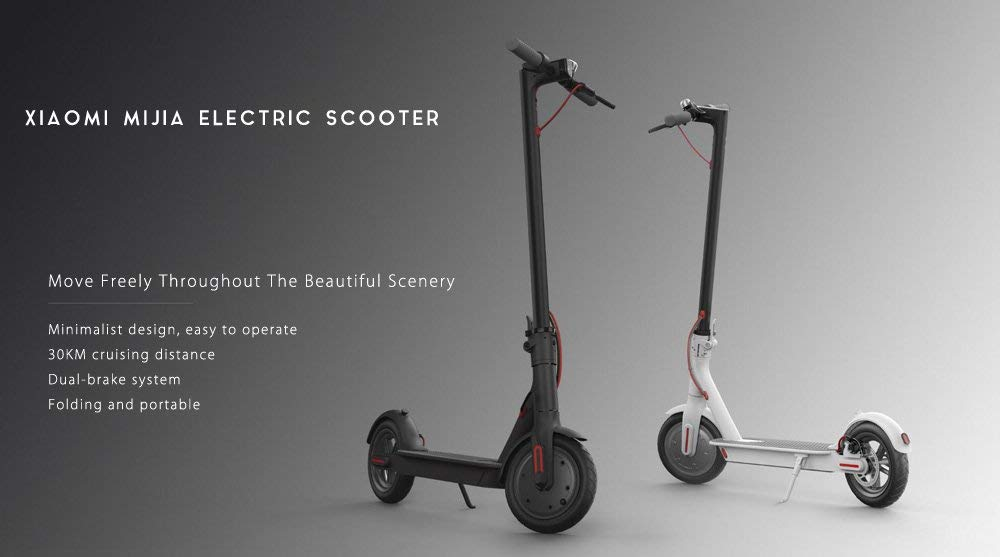 Xiaomi Mijia M365 pro Smart Electric Scooter (Black)