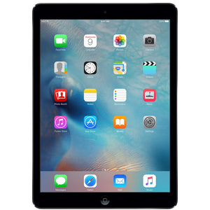 IPAD AIR WIFI 16G GREY PREMIUM- 1 YEAR WARRANTY