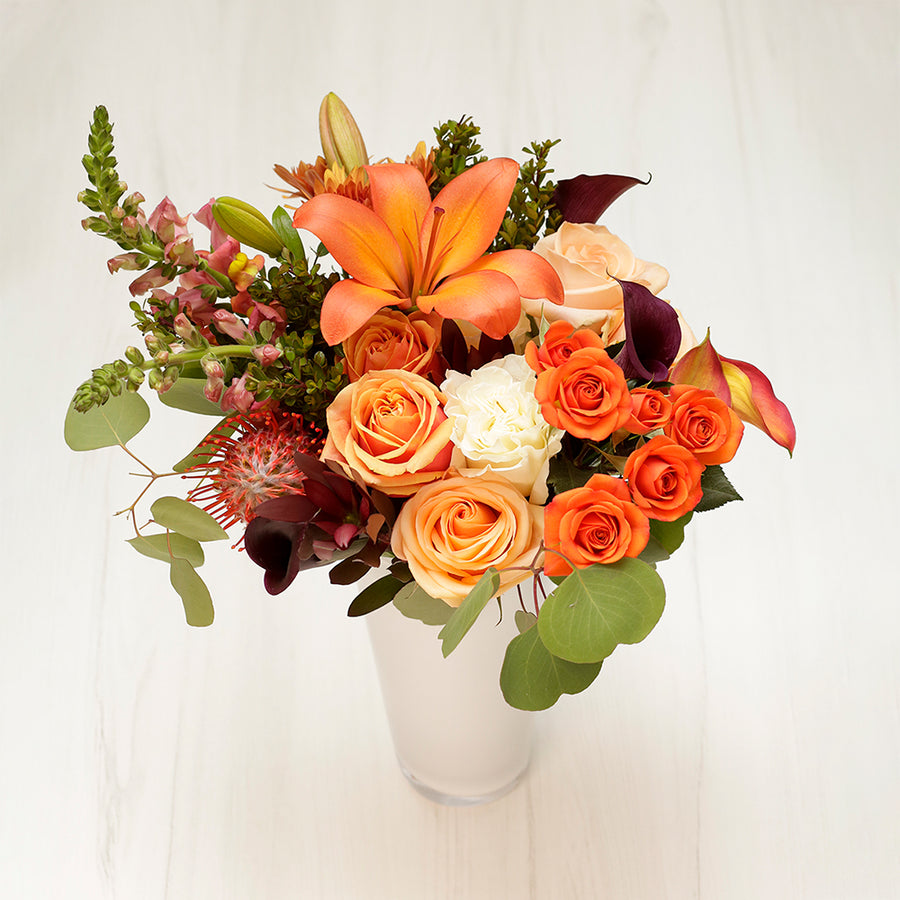 Farm Fresh - Delivers Monthly - 3 Month Prepay - Enjoy Flowers
