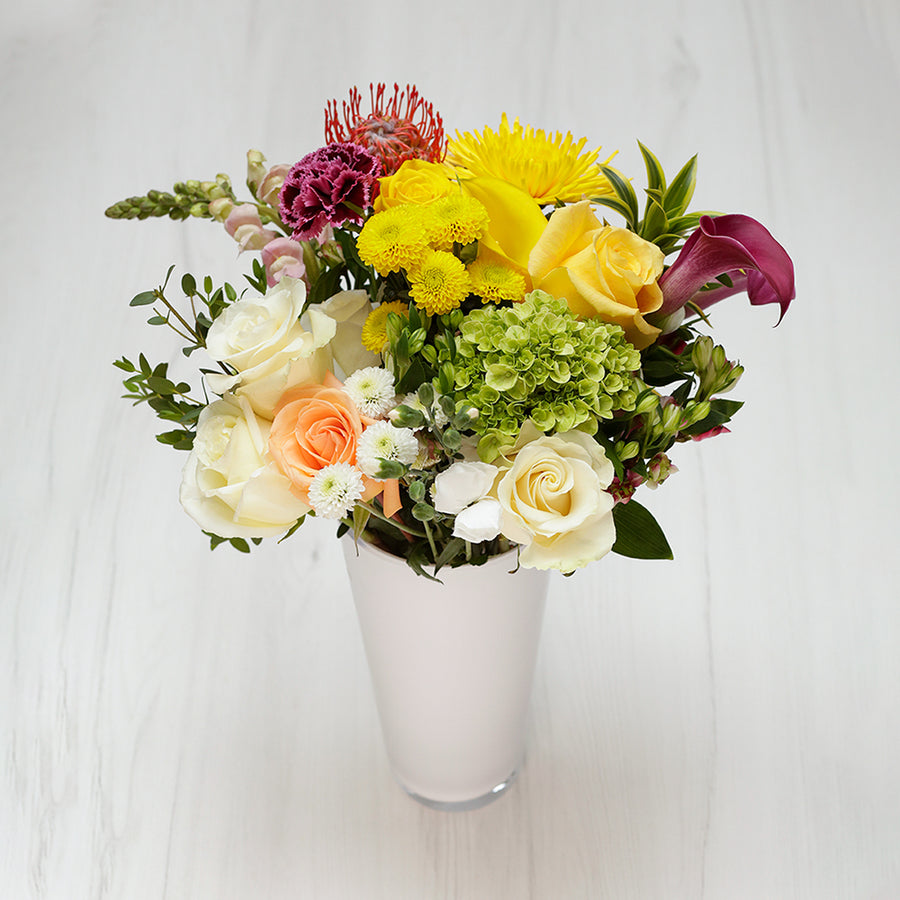 Farm Fresh - Delivers Monthly - 12 Month Prepay - Enjoy Flowers