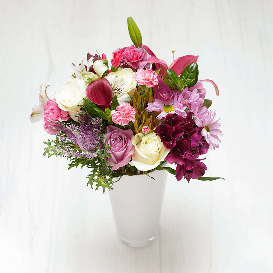 Farm Fresh - Delivers Every Two Weeks - Every Two Weeks - Enjoy Flowers