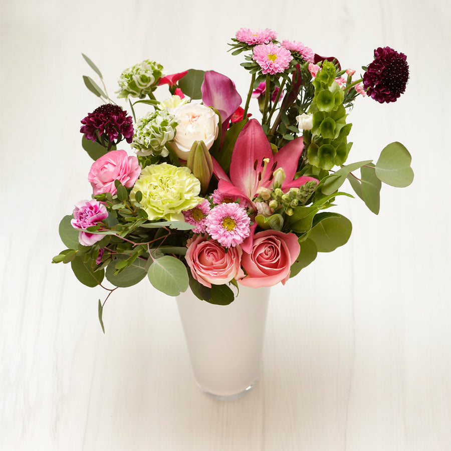 Signature - Delivers Every Two Weeks - 1 Month Prepay - Enjoy Flowers