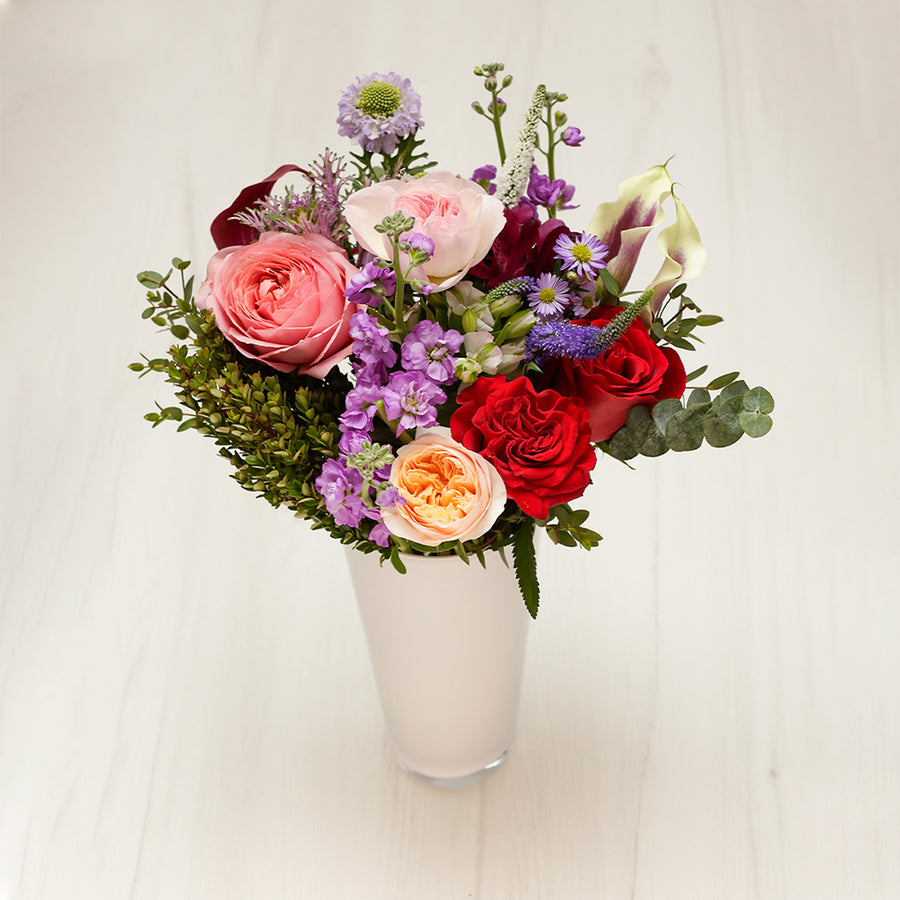 Signature - Delivers Every Two Weeks - 4 Month Prepay - Enjoy Flowers