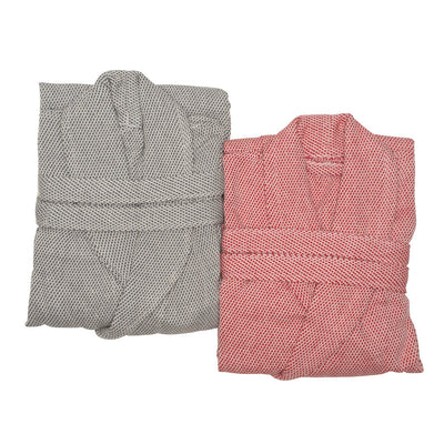 Rain Lily Bathrobes - Set of 2