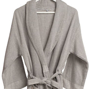 Rain Lily Bathrobe - Grey