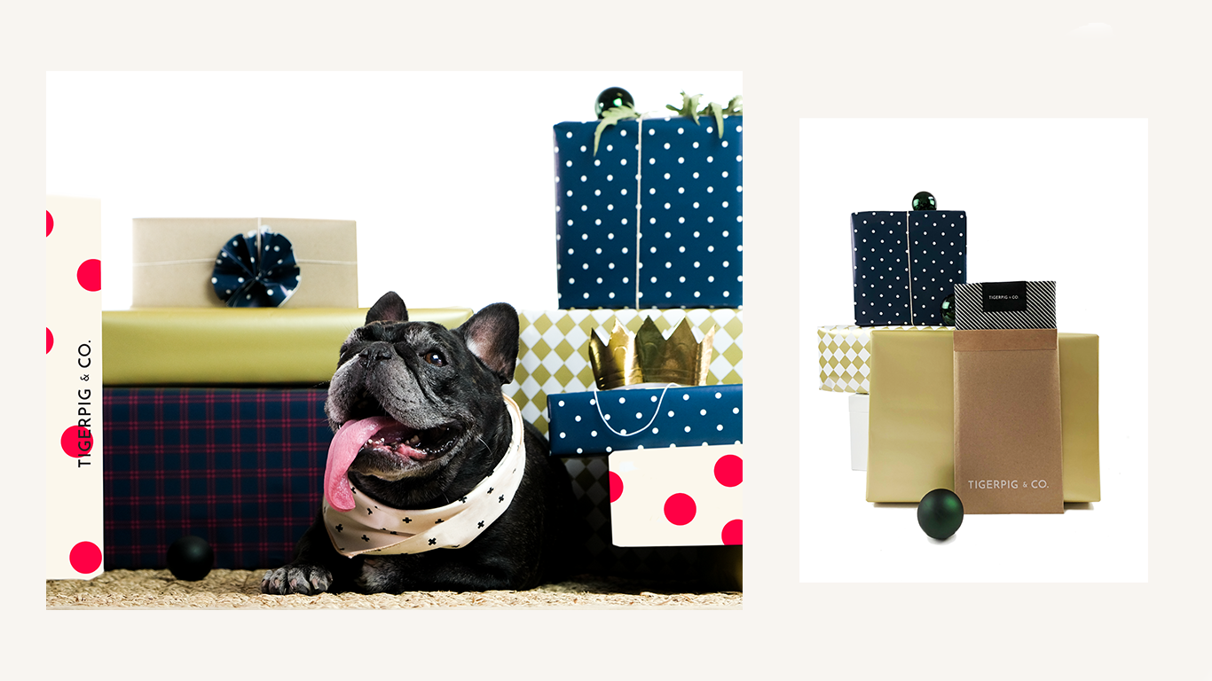 TigerPig & Co Dogs Holiday 2018