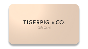 TigerPig & Co. Gift card
