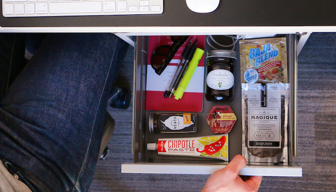 6 Ways to Up the Ante on Your #SadDeskLunch