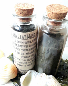 Clay & Seaweed Mask