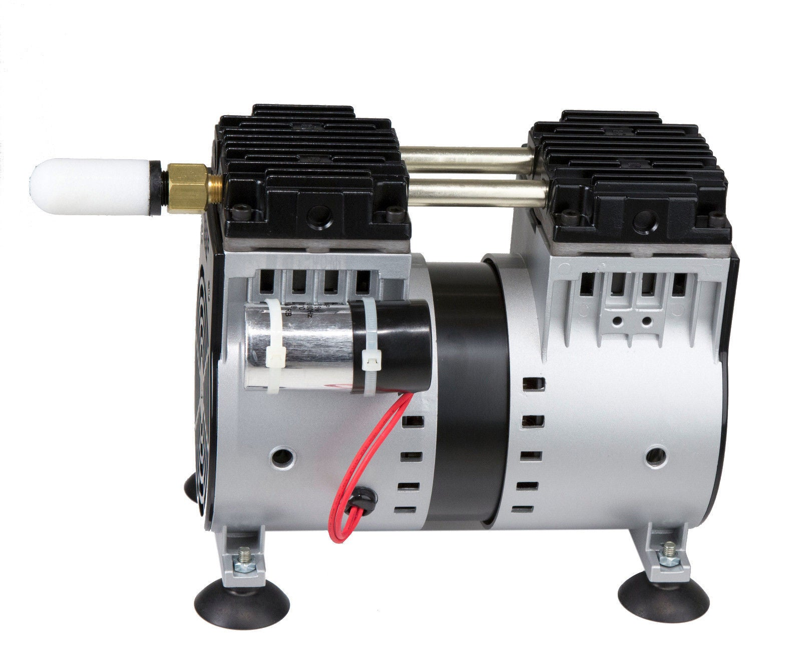 Easypro Erp50 1 2 Hp Rocking Piston Pond Air Compressor Great Compressors Wiring Schematic For Aerator