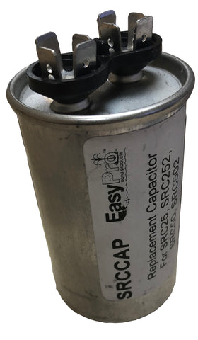 EasyPro SRCCAP Capacitor for SRC25, SRC50 Rocking Piston Compressor