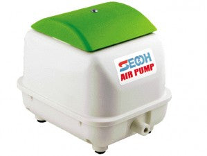 SECOH JDK-40 Linear Compressor, 1.6 SCFM, 115V Air Aeration Pump