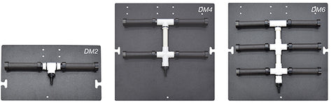 EasyPro DM Series Air Diffuser Manifolds with Polyethylene Underlay