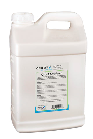 Orb-3 Lake & Pond Antifoam