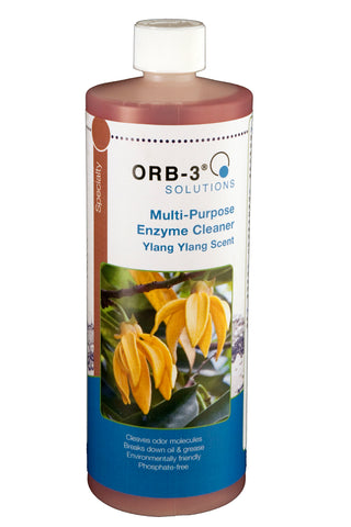 Orb-3 Multi Purpose Enzyme Cleaner Unscented
