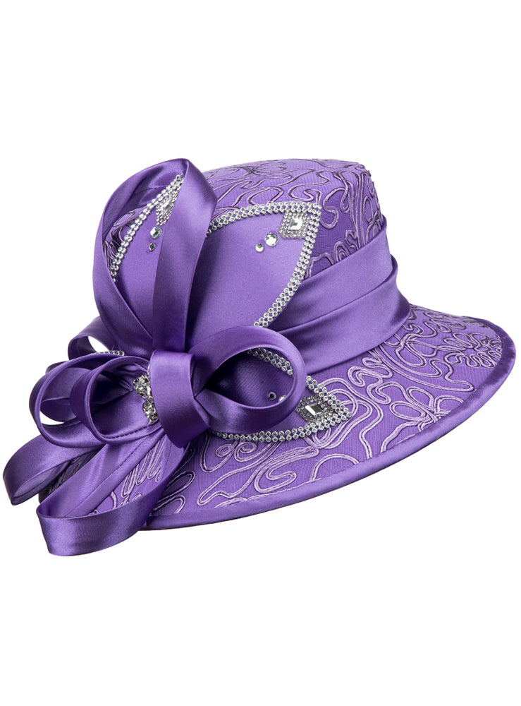 Soutache Lace Hat HD1343-46