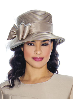 Classic Bow Ribbon Hat HR1055
