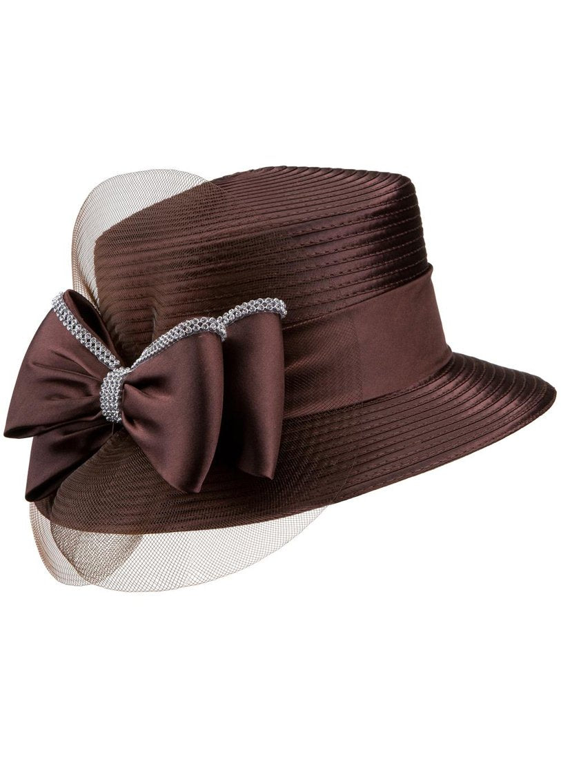 Classic Bow Ribbon Hat