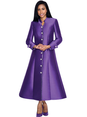 Rhinestone Trimmed Choir Robe