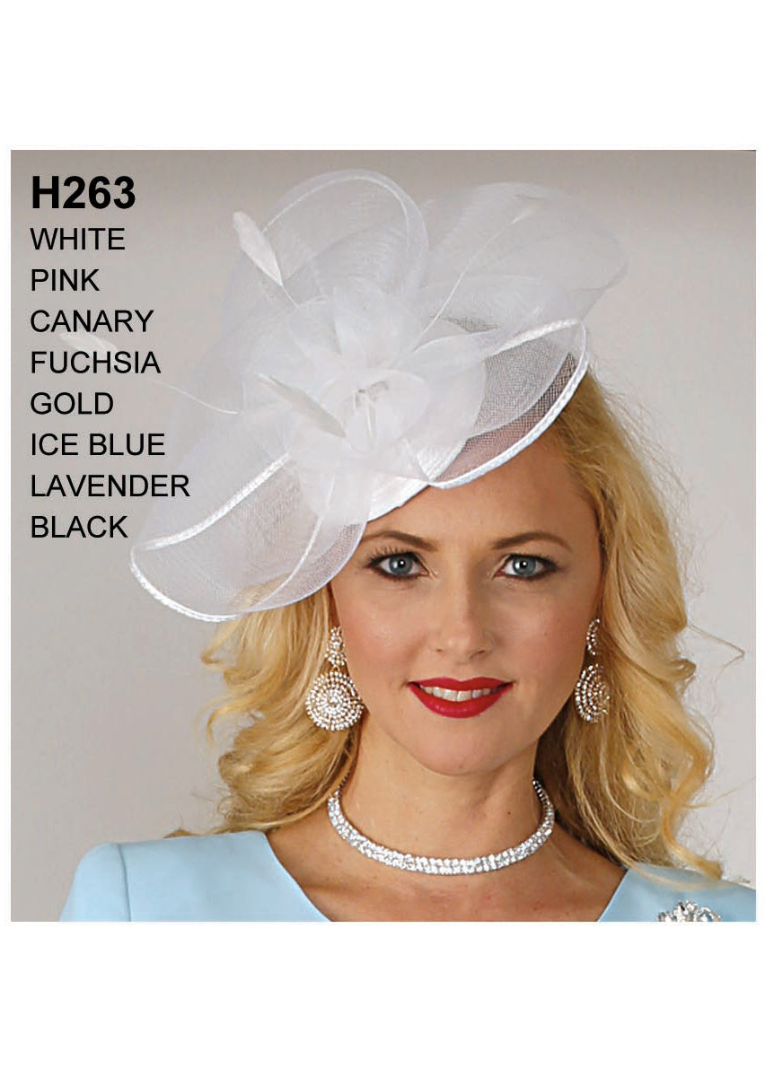 e0b55090eaba1 Lily   Taylor Fascinator H263 – Perfect Designer Dresses