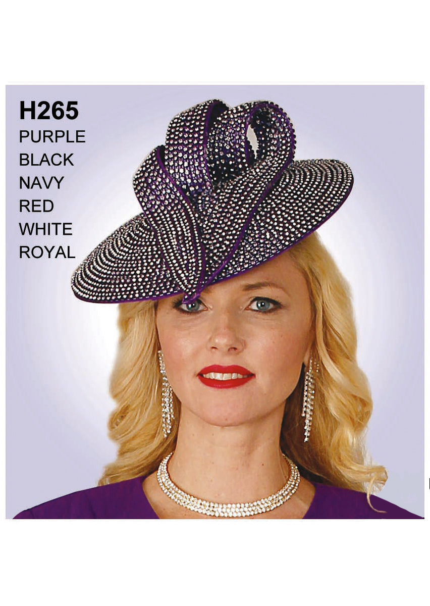 Lily & Taylor Fascinator H265