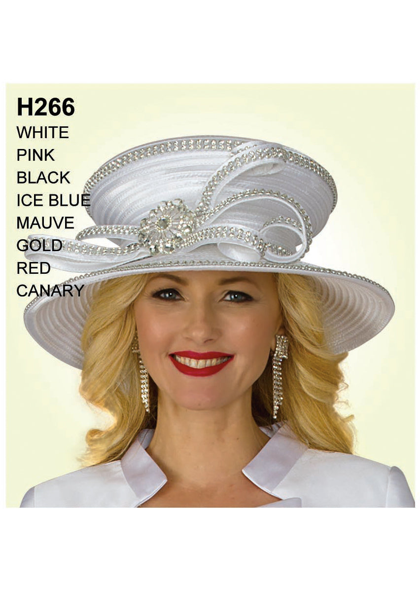 Lily & Taylor Hat H266