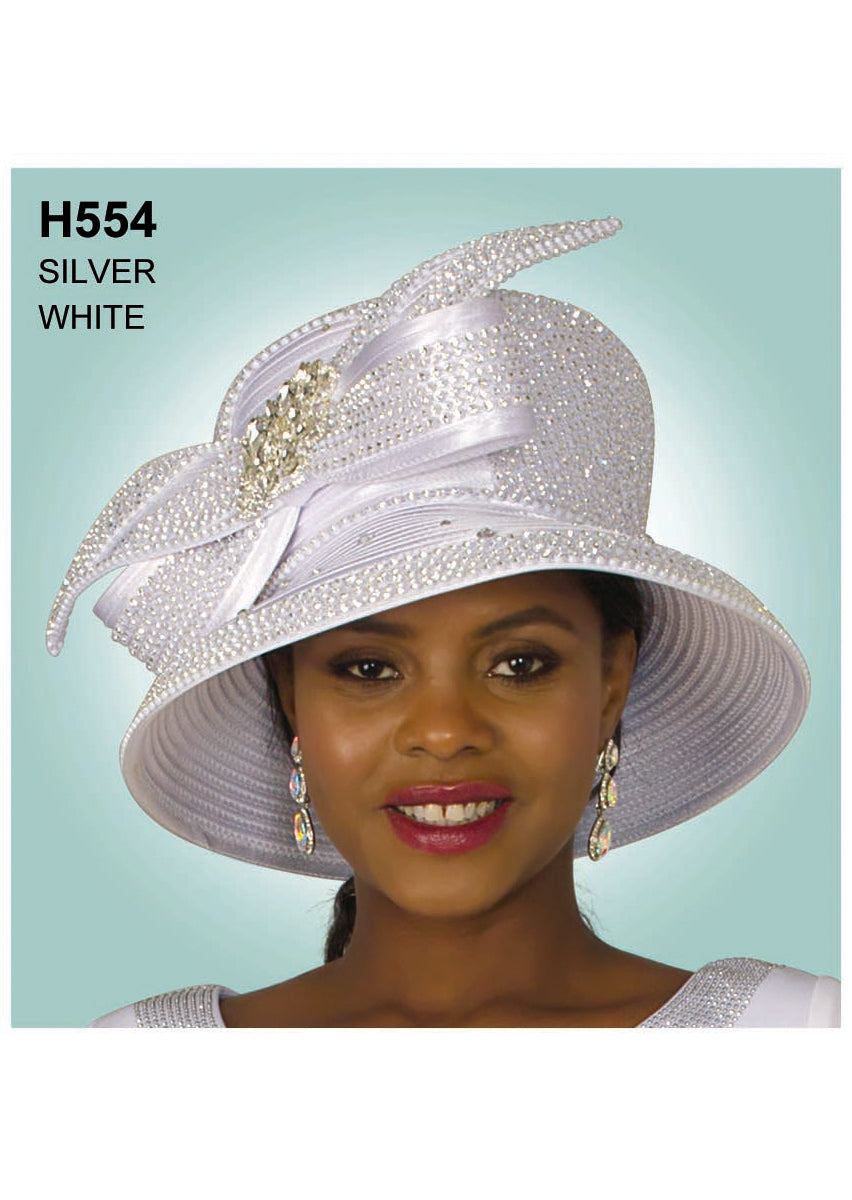 Lily & Taylor Hat H554