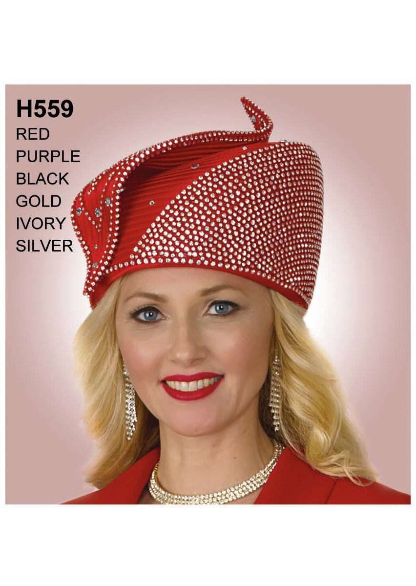 Lily & Taylor Hat H559
