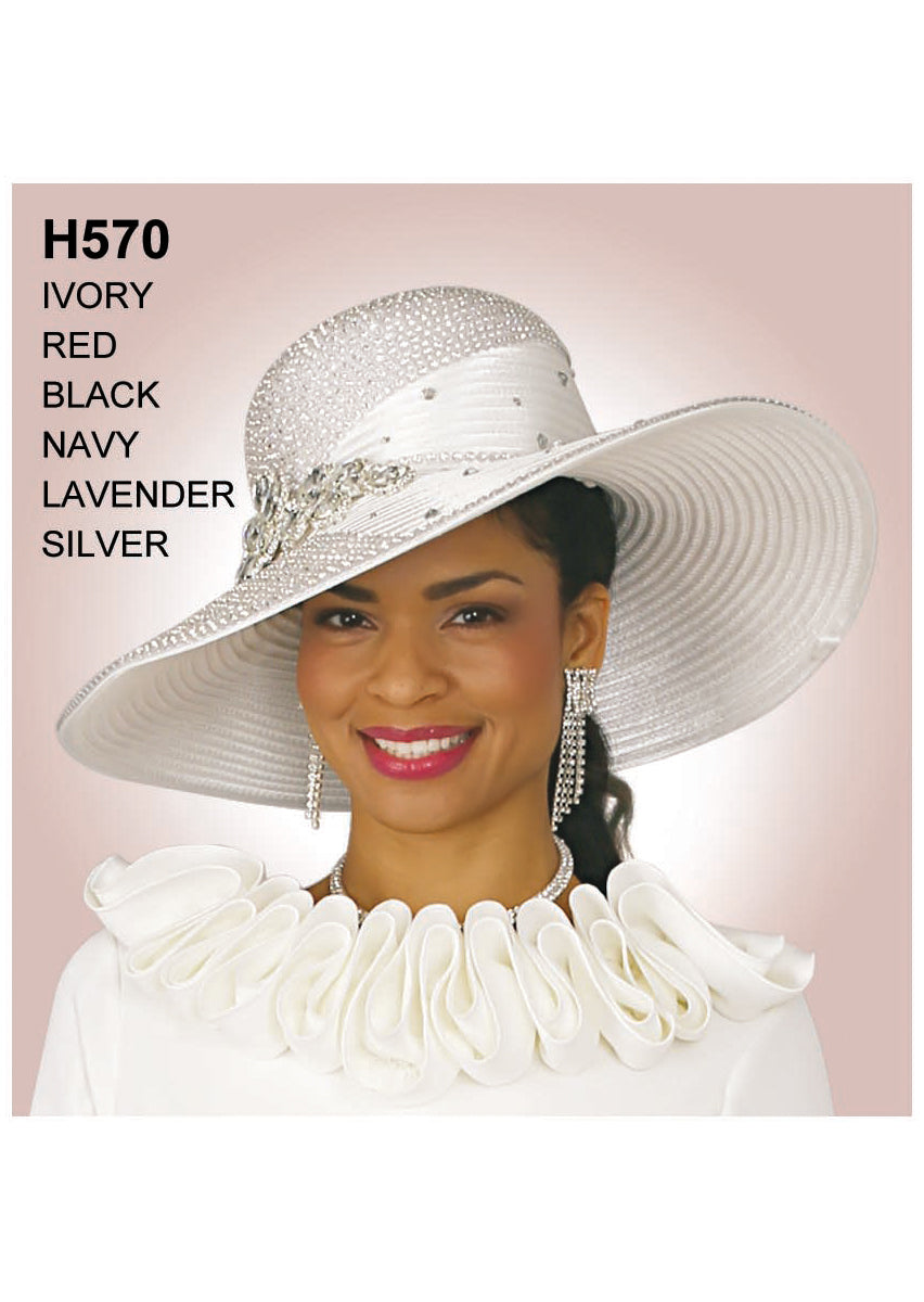 Lily & Taylor Hat H570