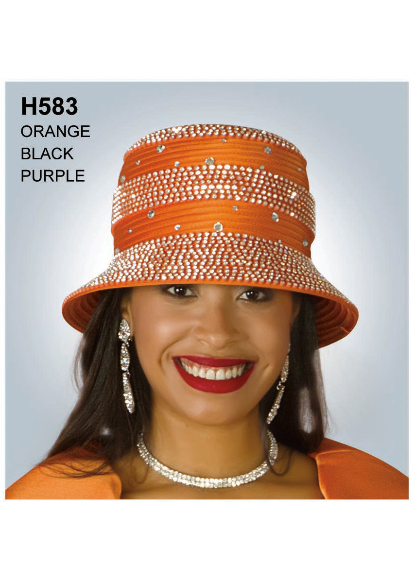 Lily & Taylor Hat H583