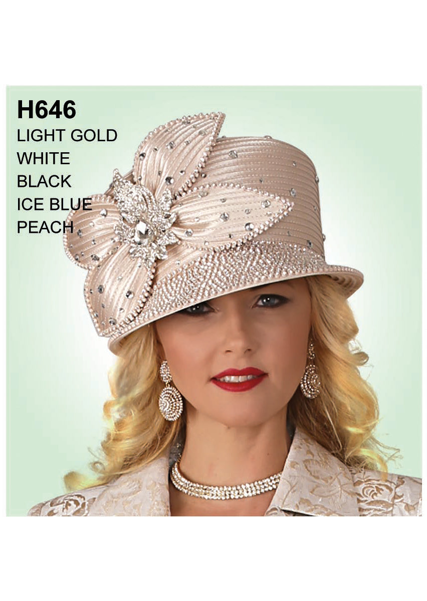 Lily & Taylor Hat H646