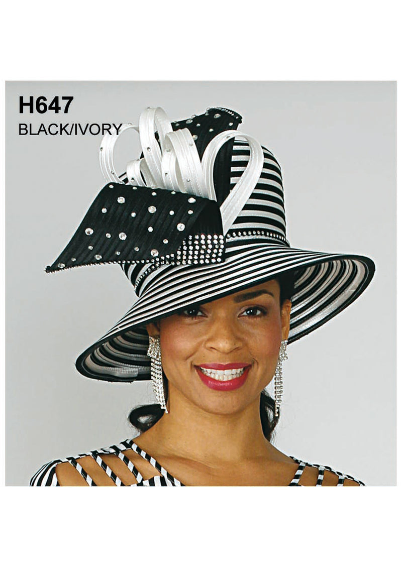 Lily & Taylor Hat H647